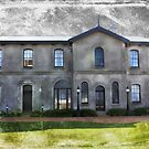Spooky Old Mansion by Kerry  Hill