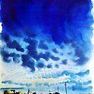 blue highway by resonanteye