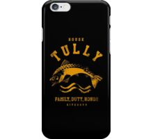 HOUSE TULLY iPhone Case/Skin