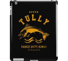 HOUSE TULLY iPad Case/Skin