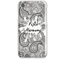5H Tribal BG Name! iPhone Case/Skin