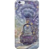Old  train iPhone Case/Skin