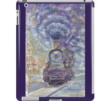 Old  train iPad Case/Skin