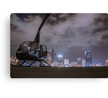 fly nights Canvas Print
