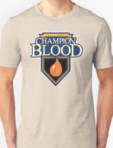 Champion Blood Shirt T-Shirt