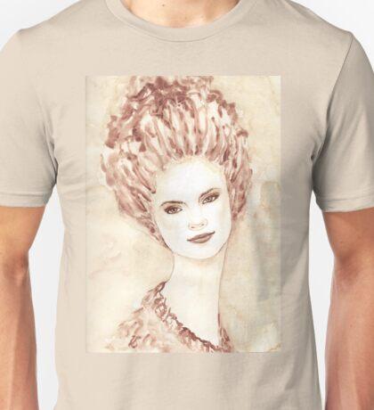 Young beautiful girl  Unisex T-Shirt