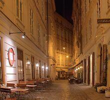 Blumenstockgasse, Vienna Austria by Mythos57