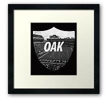 Oakland, California Framed Print