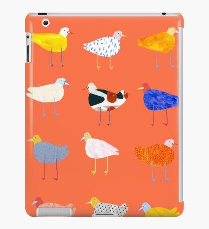 You Funky Bird iPad Case/Skin