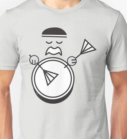 Drummer Logo Unisex T-Shirt
