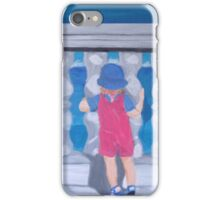the young girl and the sea iPhone Case/Skin