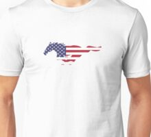 American Mustang Unisex T-Shirt