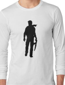 Nathan Drake (Uncharted) Long Sleeve T-Shirt