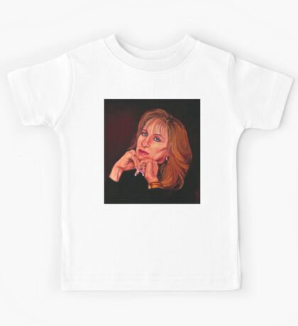 Barbra Streisand The Voice of her Generation Kids Tee