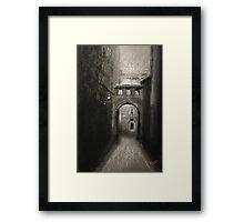Spoleto, Italy Framed Print
