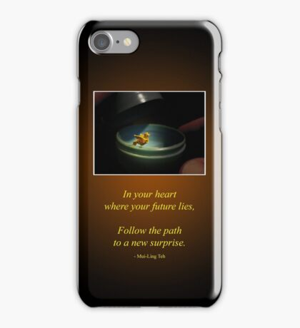 Surprise! iPhone Case/Skin