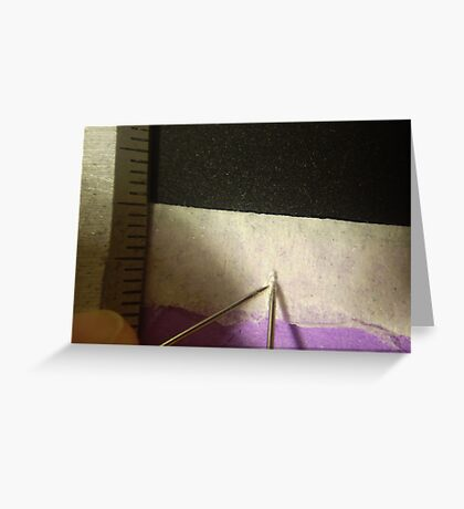 Origami Surgery Greeting Card