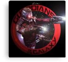 StarLord - Guardians of the Galaxy Canvas Print