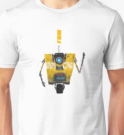 Claptrap Borderlands Unisex T-Shirt