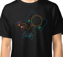 PlayStation Icon SFC Style Classic T-Shirt