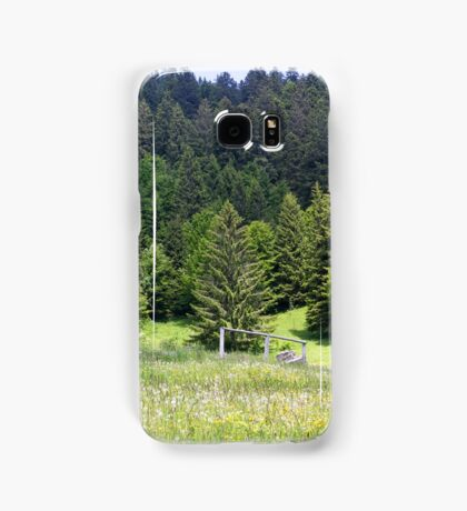 mountain landscape Samsung Galaxy Case/Skin