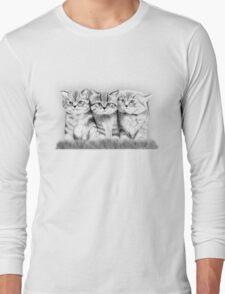 Pussy Cats Long Sleeve T-Shirt