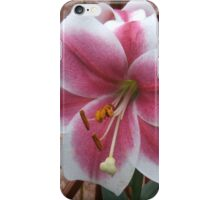 Blooming heart iPhone Case/Skin