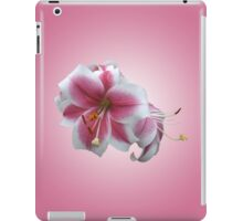 Blooming heart iPad Case/Skin