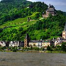 Bacharach am Rhein by Tom Gomez