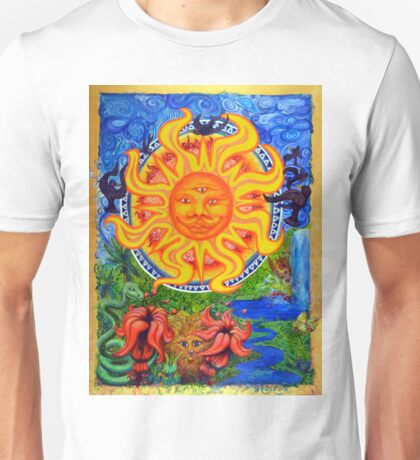 Sun of Pacifica Unisex T-Shirt