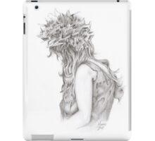 Feathered Hat iPad Case/Skin