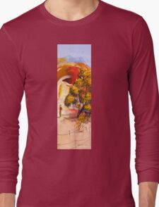 On the boundary Long Sleeve T-Shirt