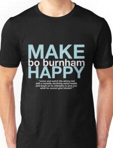 """Make Happy"" Unisex T-Shirt"
