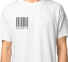CCXXIV OG BLACK ON WHITE Classic T-Shirt