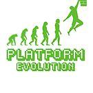 Platform Evolution by The Eighty-Sixth Floor