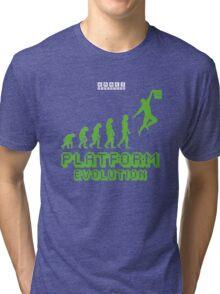 Platform Evolution Tri-blend T-Shirt