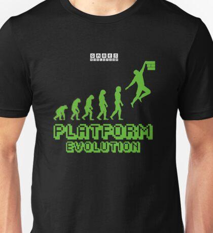 Platform Evolution Unisex T-Shirt
