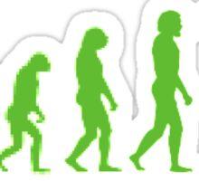 Platform Evolution Sticker