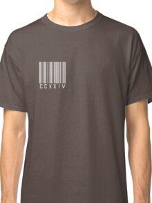 CCXXIV OG WHITE ON BLACK Classic T-Shirt