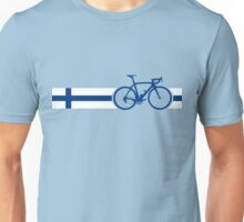 Bike Stripes Finland Unisex T-Shirt