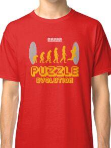 Puzzle Evolution Classic T-Shirt