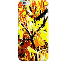 BURST OF SPRINGTIME YELLOW iPhone Case/Skin