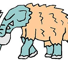 Woolly Mammoth by kwg2200