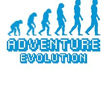 Adventure Evolution by The Eighty-Sixth Floor
