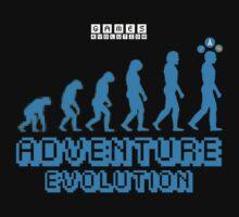 Adventure Evolution T-Shirt