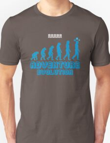 Adventure Evolution Unisex T-Shirt