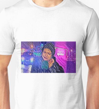 Teresa Mannion Irish Weather Unisex T-Shirt