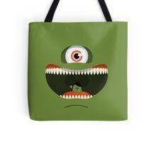 The Monsterrataz: Mr. Preben J. Monster and Lil' Adolf Tote Bag