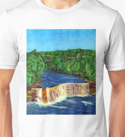 Tahquamenon Falls Unisex T-Shirt