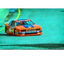 Early 1980s Mercury Capri SCCA Trans-Am racer Photographic Print